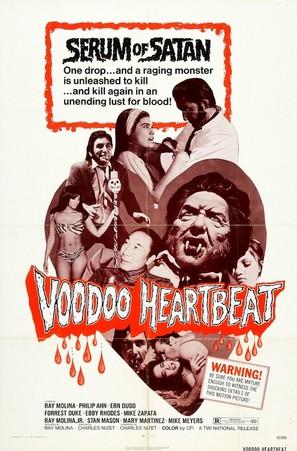 Voodoo Heartbeat - Movie Poster (thumbnail)