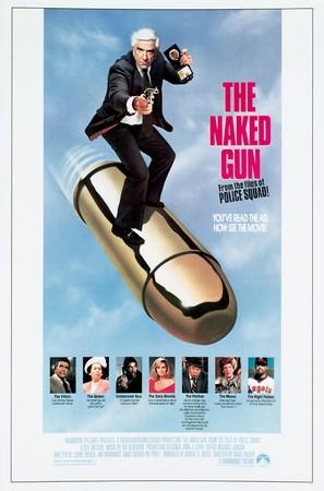 The Naked Gun - Movie Poster (thumbnail)