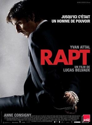 Rapt! - French Movie Poster (thumbnail)