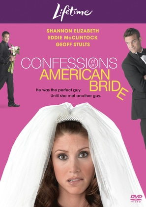 Confessions of an American Bride - DVD movie cover (thumbnail)