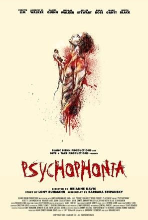 Psychophonia - Movie Poster (thumbnail)