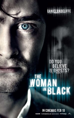 The Woman in Black - British Movie Poster (thumbnail)
