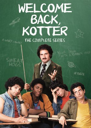 """""""Welcome Back, Kotter"""" - DVD movie cover (thumbnail)"""