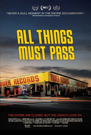 All Things Must Pass - Movie Poster (thumbnail)