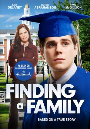 Finding a Family - DVD cover (thumbnail)