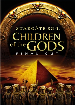 Stargate SG-1: Children of the Gods - Final Cut - Movie Cover (thumbnail)