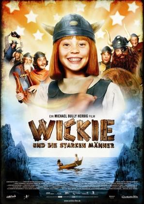 Wickie und die starken Männer - German Movie Poster (thumbnail)
