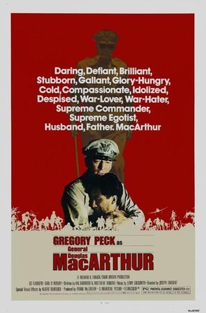 MacArthur - Movie Poster (thumbnail)