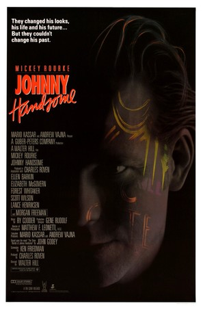 Johnny Handsome - Movie Poster (thumbnail)
