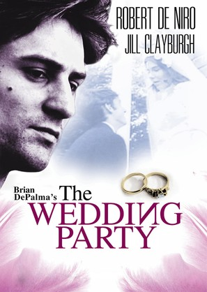 The Wedding Party - DVD cover (thumbnail)