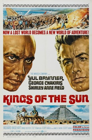 Kings of the Sun - Movie Poster (thumbnail)