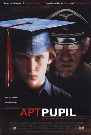 Apt Pupil - Movie Poster (thumbnail)