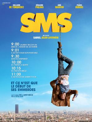 SMS - French Movie Poster (thumbnail)