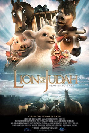 The Lion of Judah - Movie Poster (thumbnail)