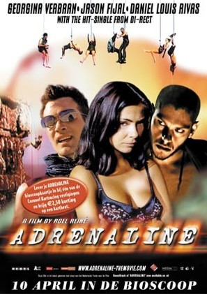 Adrenaline - Dutch Movie Poster (thumbnail)