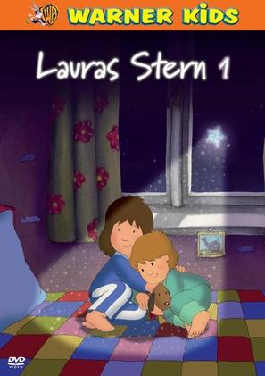 """""""Lauras Stern"""" - German DVD movie cover (thumbnail)"""