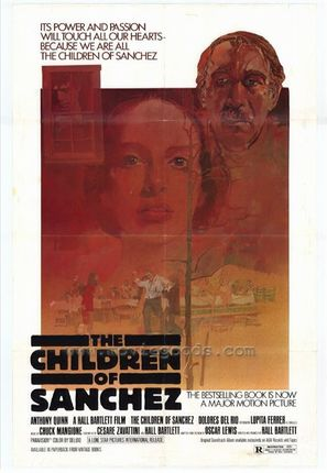 The Children of Sanchez - Movie Poster (thumbnail)