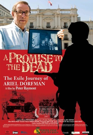 A Promise to the Dead: The Exile Journey of Ariel Dorfman - Canadian Movie Poster (thumbnail)