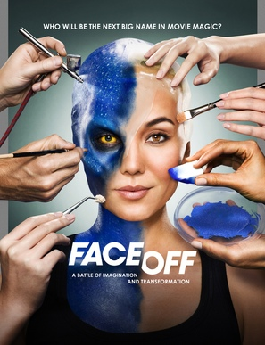 """""""Face Off"""" - Movie Poster (thumbnail)"""