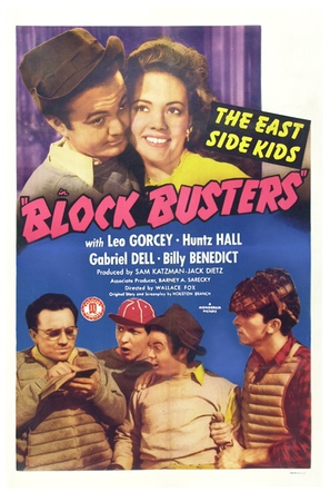 Block Busters - Movie Poster (thumbnail)