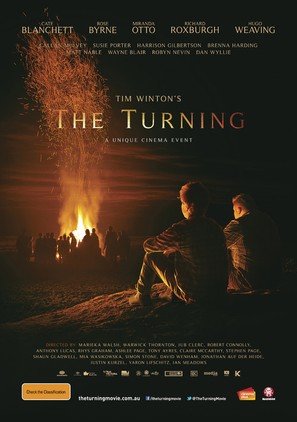 The Turning - Australian Movie Poster (thumbnail)