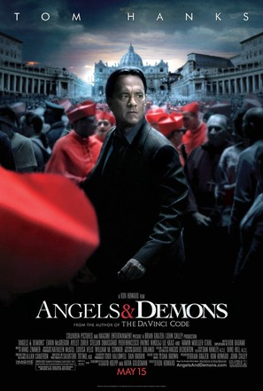 Angels & Demons - Movie Poster (thumbnail)