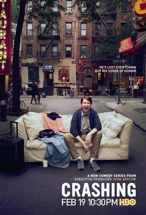 """""""Crashing"""" - Movie Poster (thumbnail)"""