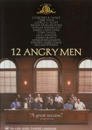 12 Angry Men - Australian Movie Cover (thumbnail)