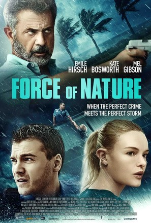 Force of Nature - Movie Poster (thumbnail)