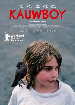 Kauwboy - Dutch Movie Poster (thumbnail)
