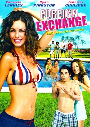 Foreign Exchange - DVD cover (thumbnail)