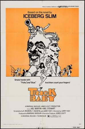 Trick Baby - Movie Poster (thumbnail)