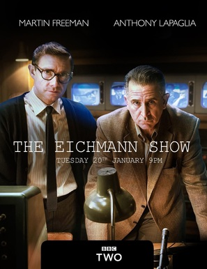 The Eichmann Show - British Movie Poster (thumbnail)