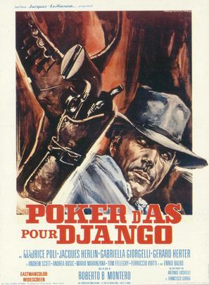 Due facce del dollaro, Le - French Movie Poster (thumbnail)