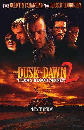From Dusk Till Dawn 2: Texas Blood Money - Movie Poster (thumbnail)