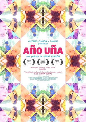 Año uña - Mexican Movie Poster (thumbnail)