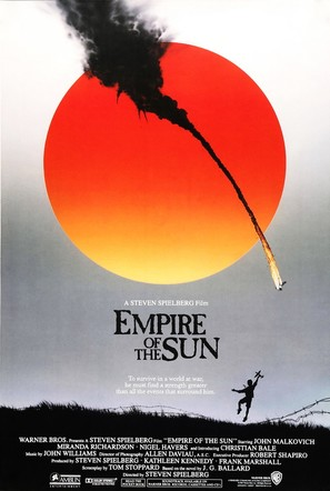 Empire Of The Sun - Movie Poster (thumbnail)