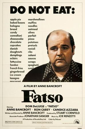 Fatso - Movie Poster (thumbnail)