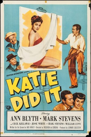 Katie Did It - Movie Poster (thumbnail)