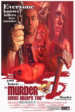 Murder Loves Killers Too - Movie Poster (thumbnail)