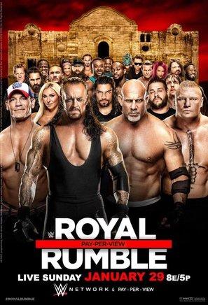 WWE: Royal Rumble - Movie Poster (thumbnail)