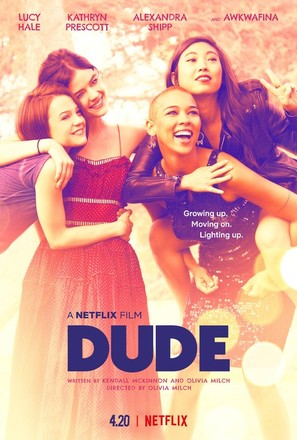Dude - Movie Poster (thumbnail)