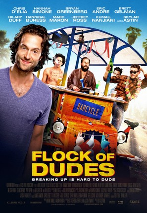 Flock of Dudes - Movie Poster (thumbnail)