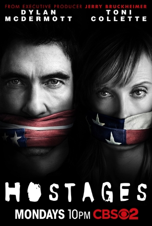 """""""Hostages"""" - Movie Poster (thumbnail)"""