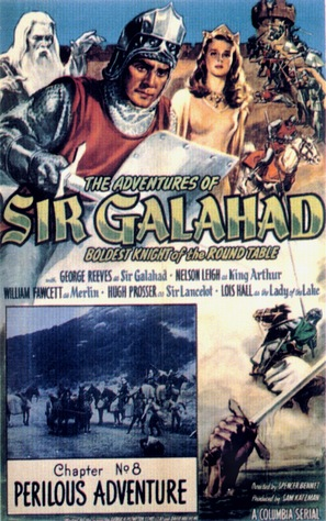 The Adventures of Sir Galahad - Movie Poster (thumbnail)