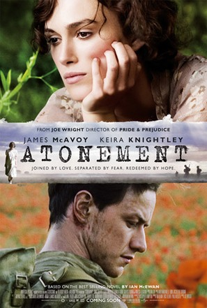 Atonement - Movie Poster (thumbnail)