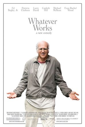 Whatever Works - Movie Poster (thumbnail)