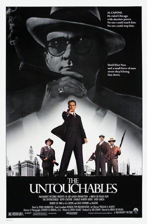 The Untouchables - Movie Poster (thumbnail)