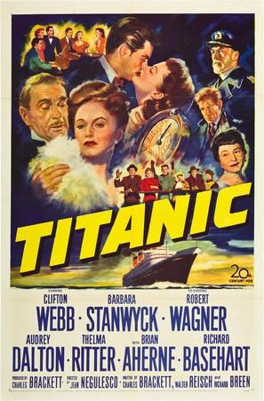 Titanic - Movie Poster (thumbnail)