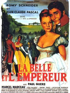 Die schöne Lügnerin - French Movie Poster (thumbnail)